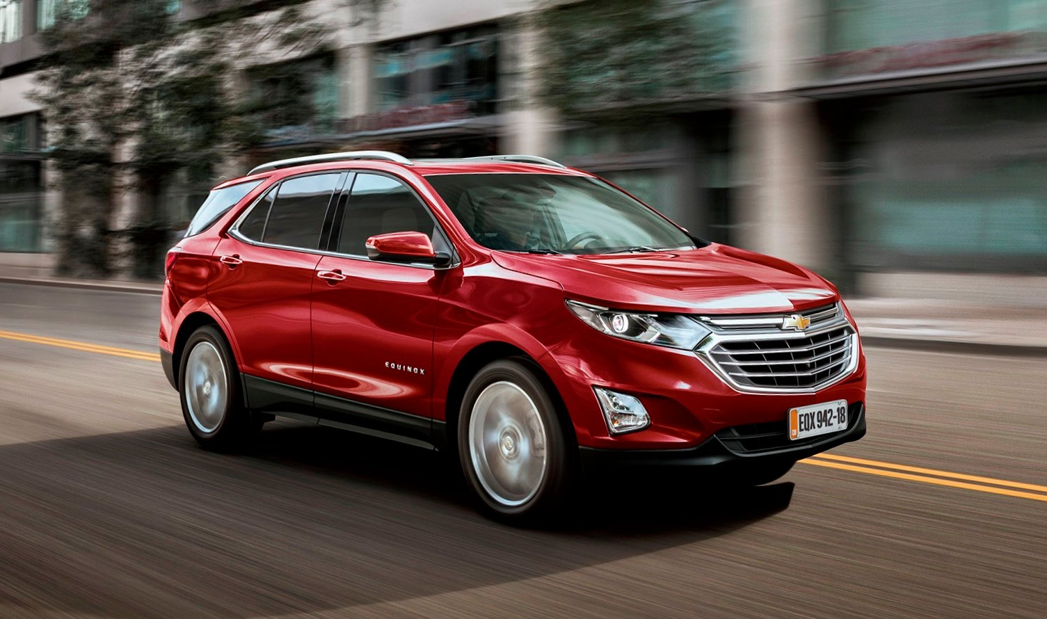 Conheça detalhes do Chevrolet Equinox, novo SUV Premium que chega às lojas em breve