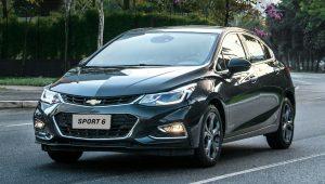 Chevrolet Cruze Sport6 chega à linha 2018 ainda mais completo e competitivo