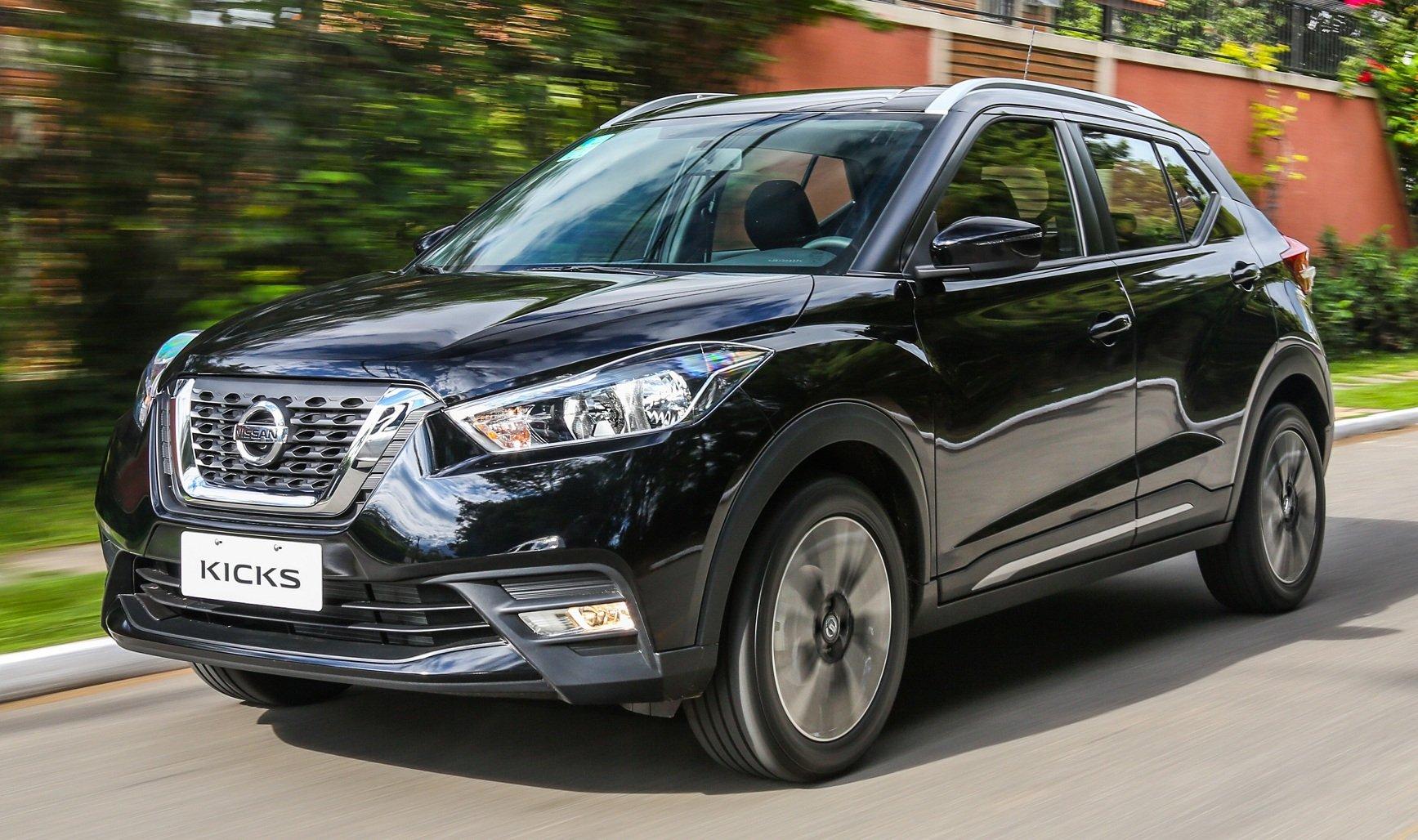 Nissan Kicks 2018 é escolhido como a Melhor Compra entre todos os SUVs do segmento