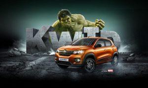Com o Incrível Hulk, campanha de TV do novo Renault Kwid estreia neste sábado