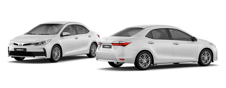 Toyota Corolla de entrada salta de R$ 69.990 para R$ 91.990,00 em sua linha 2018