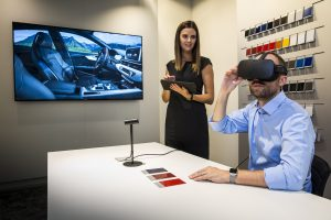 Sempre inovando, Audi inicia uso de configurador em realidade virtual para concessionárias