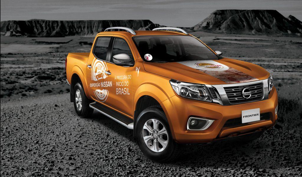 Expedição Nissan Frontier passará pelo Piauí em busca da história dos primórdios humanos