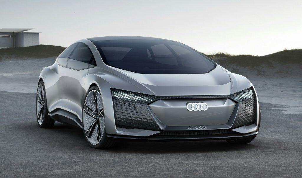 Audi Aicon é a visão do futuro: totalmente autônomo e com inteligência artificial