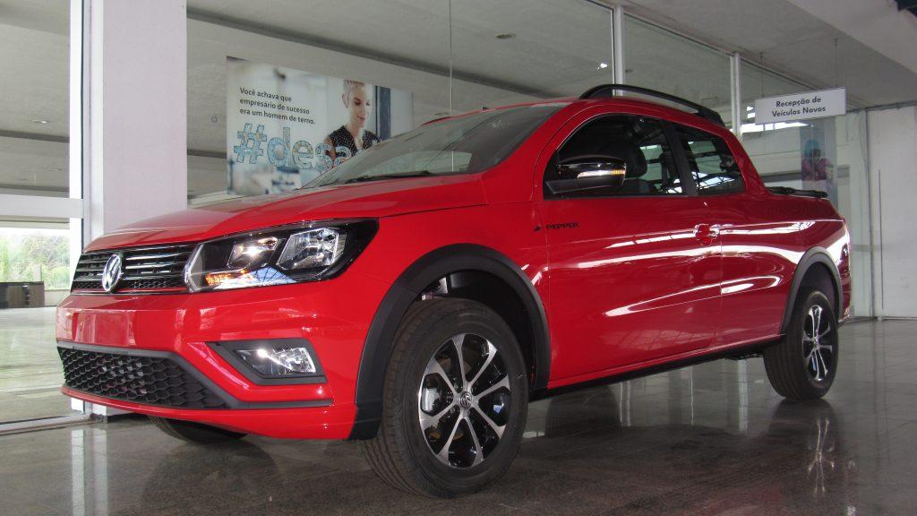 Volkswagen Saveiro Pepper chega com amplo pacote de equipamentos e pegada esportiva