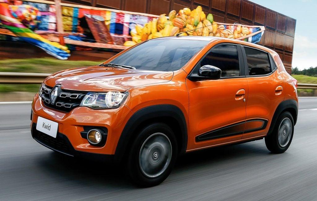 Conheça as qualidades que levaram o Renault Kwid ser o Grande Vencedor do prêmio Melhor Compra
