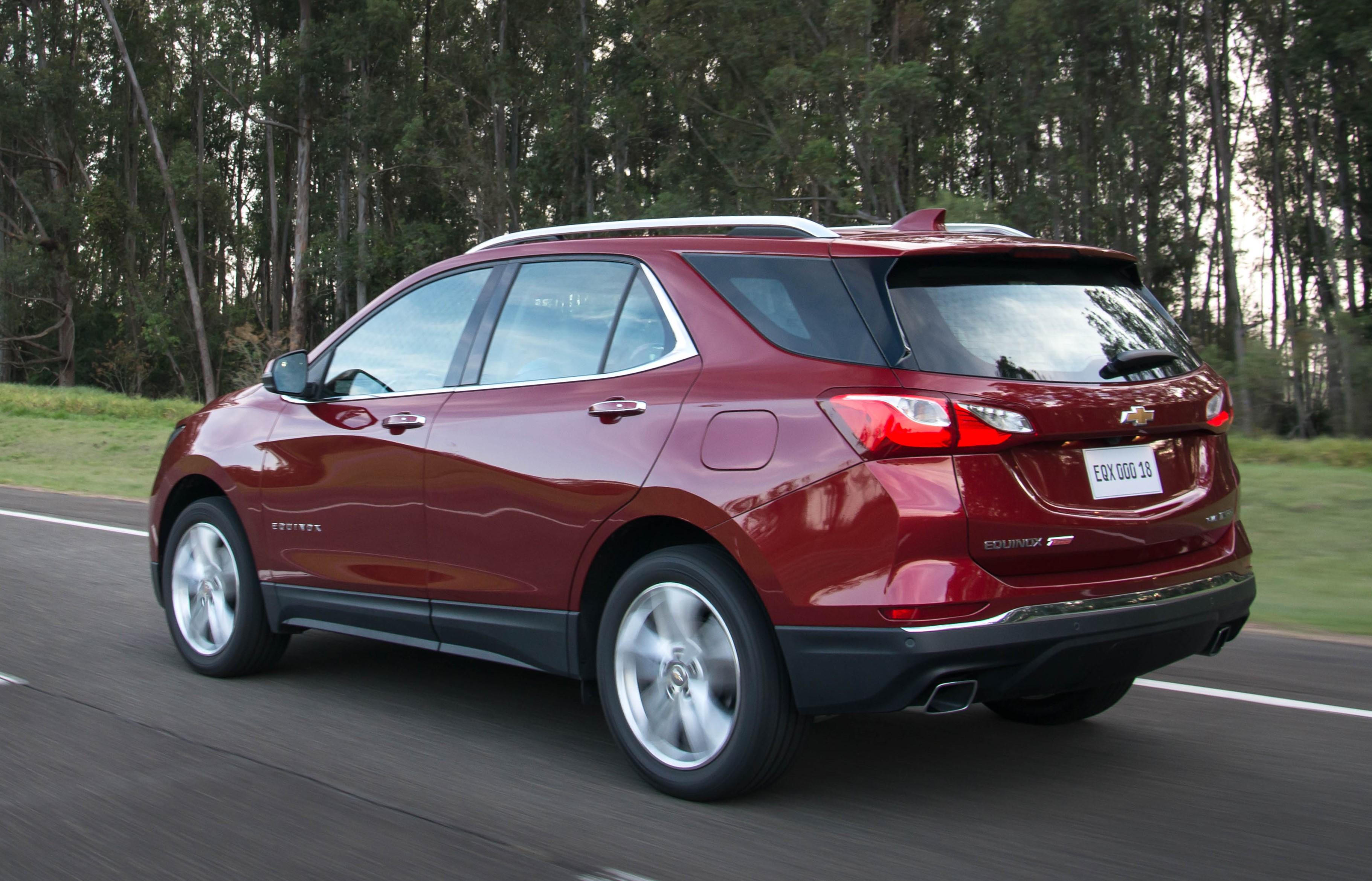 Chevrolet lança Tracker Premier custando a partir de R$ 96.790; veja fotos