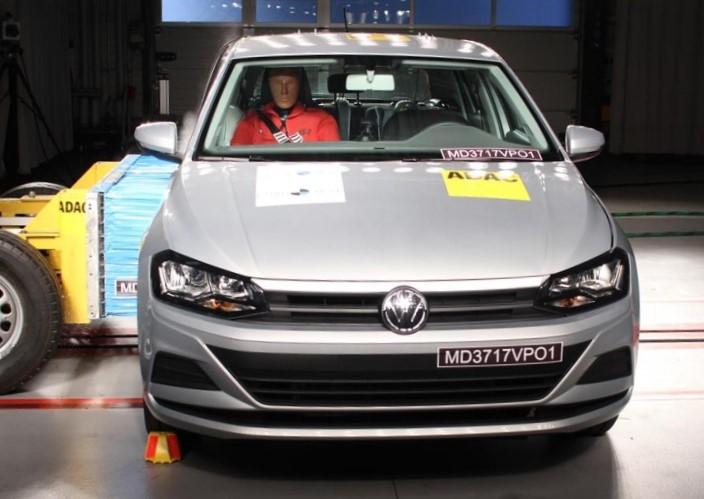 Segurança em nível máximo: Volkswagen Polo é seguro para adultos, crianças e até pedestres