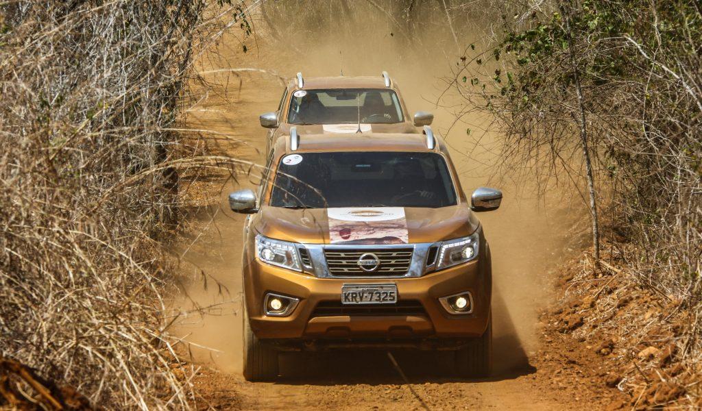 Expedição Nissan Frontier começa a visitar as riquezas arqueológicas do Brasil