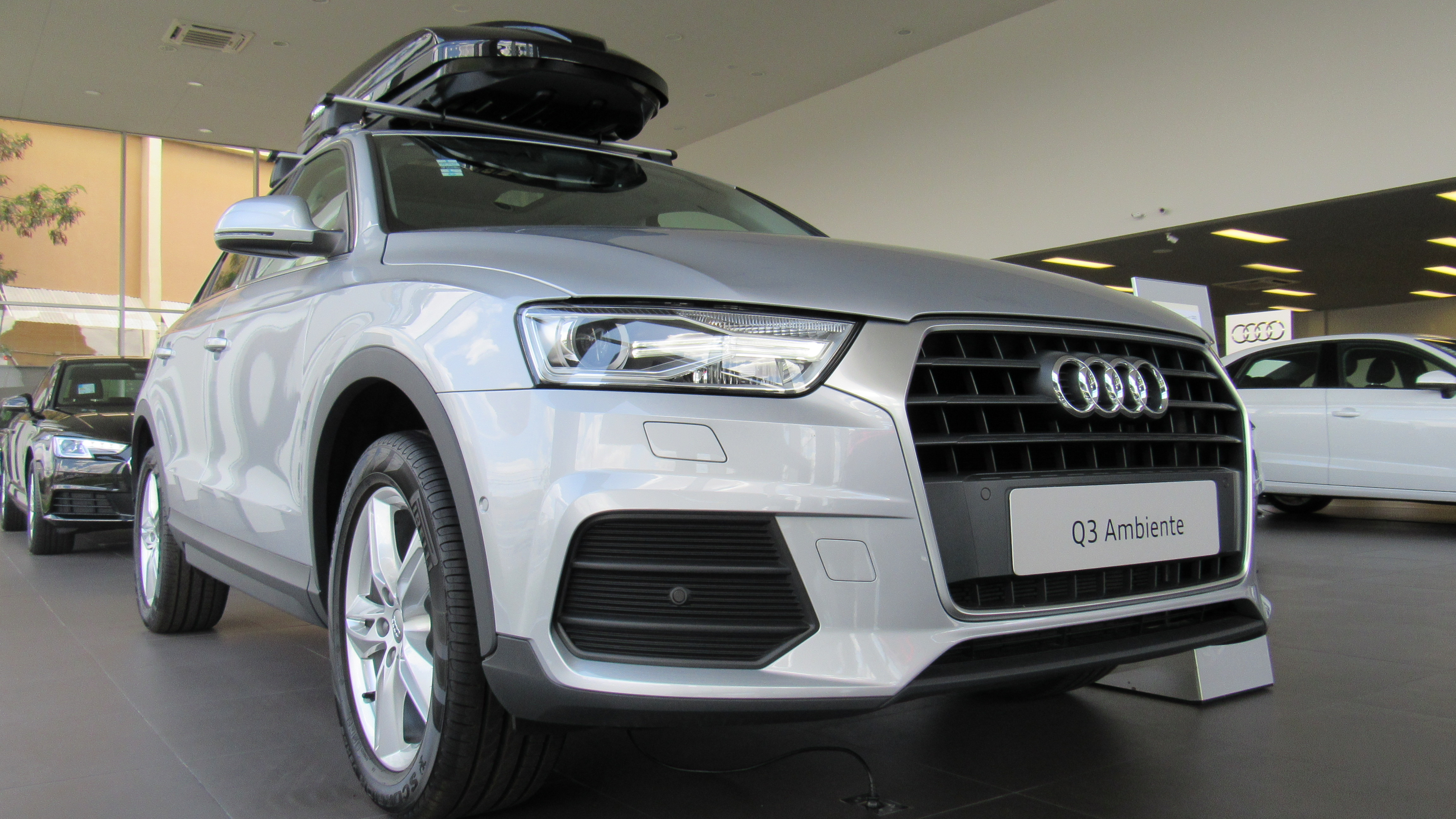 Audi Q3 deixa para trás todos os SUVs de luxo em vendas na primeira quinzena de julho