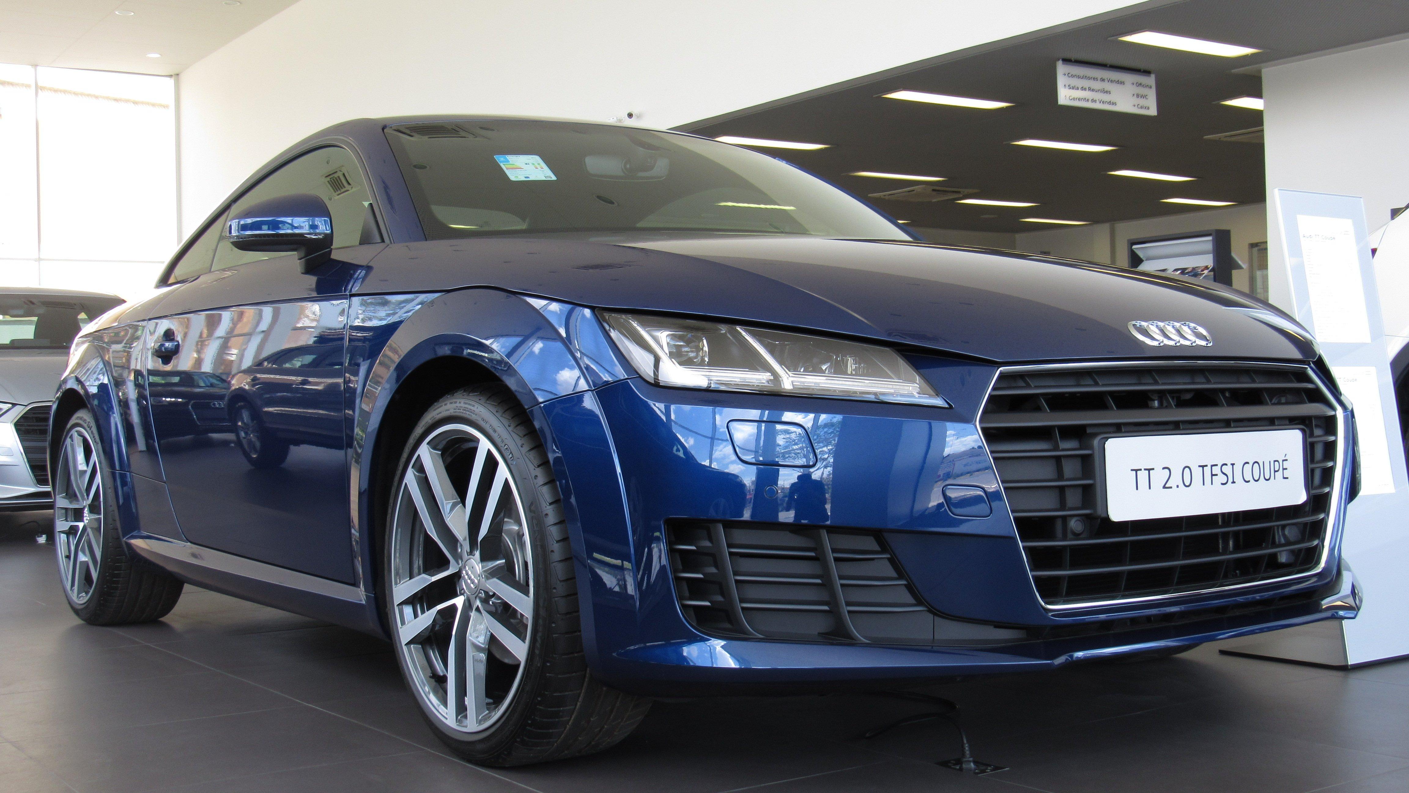 Audi TT Ambition: um esportivo com forte personalidade e desempenho à altura do visual