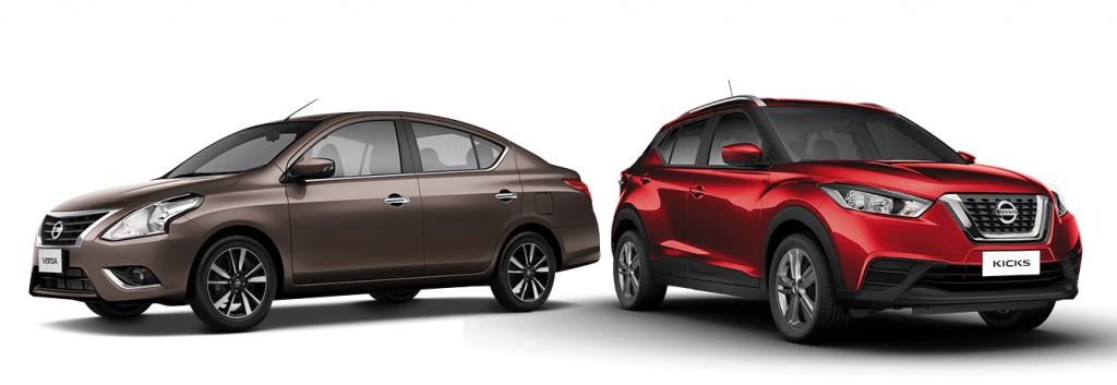 Toda linha Nissan Versa e Kicks 2018 com condições imbatíveis para taxistas e pessoas com necessidades especiais: confira!