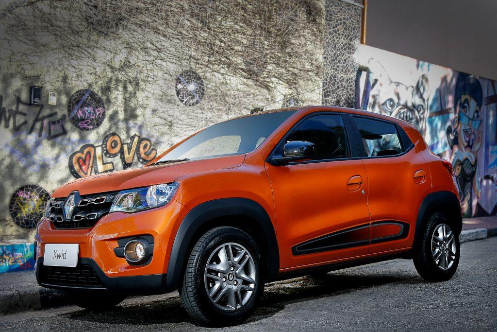 Segundo mais vendido do Brasil, Kwid aumenta participação da Renault no mercado automotivo