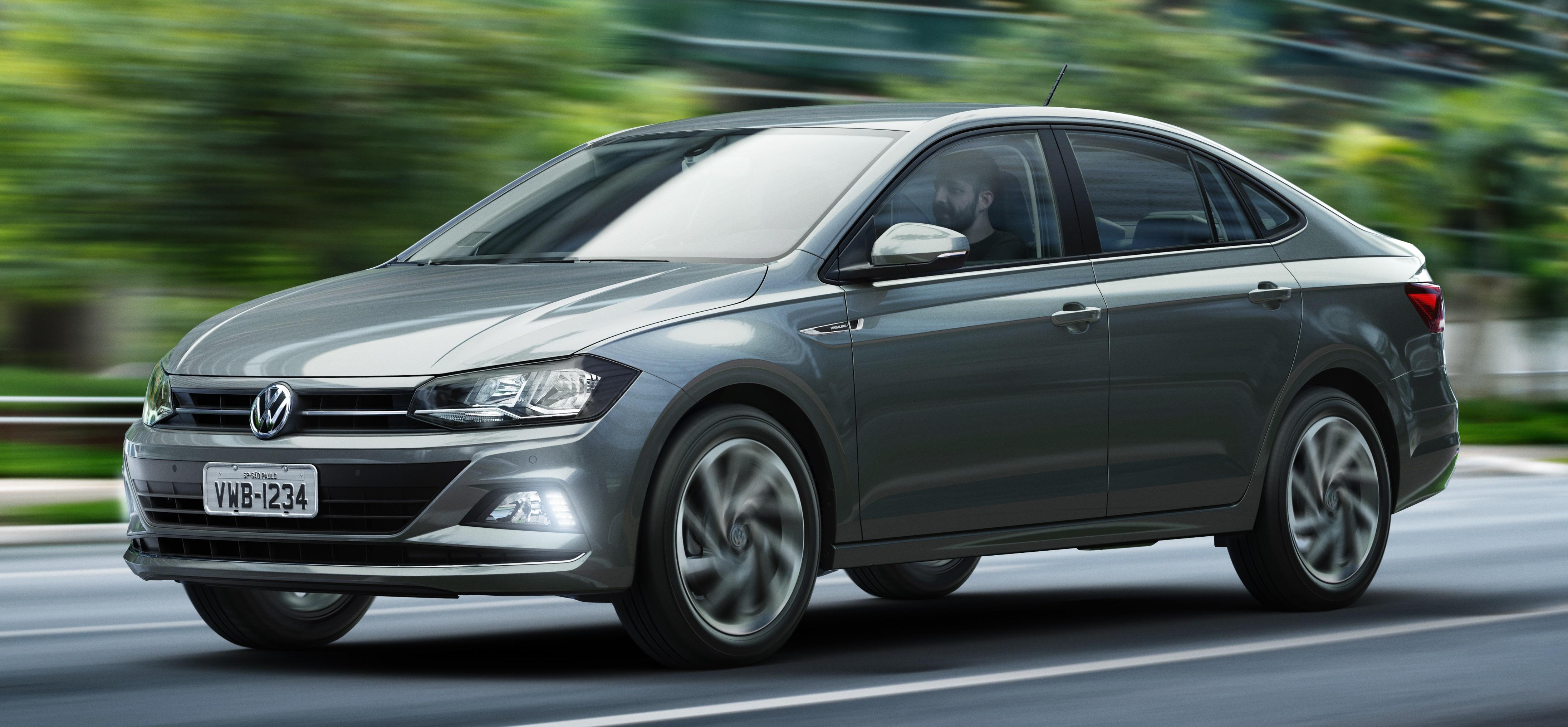 Volkswagen Virtus: um sedan com todas as qualidades do novo Polo e espaço surpreendente