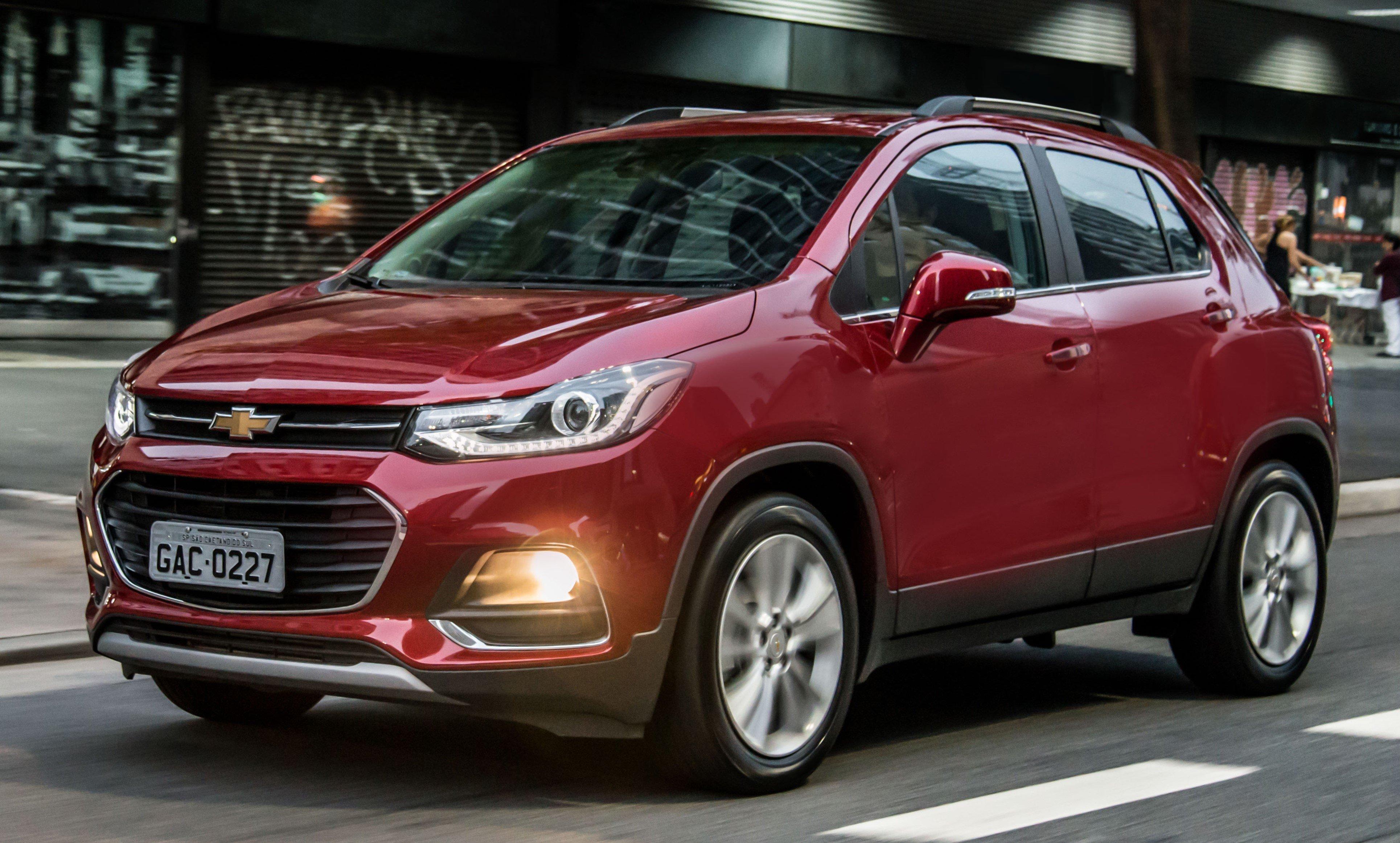 Chevrolet Tracker estreia linha 2018 com versão top Premier, com ainda mais segurança e conforto