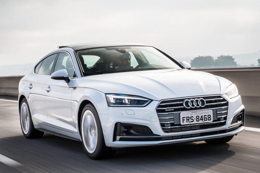 Audi A5 Sportback é eleito o Carro Premium do Ano 2018 por júri de revista especializada