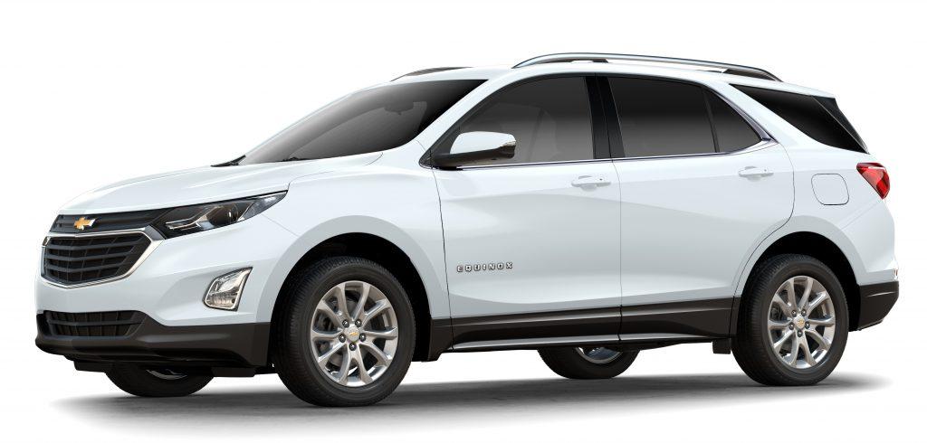 Chevrolet Equinox, SUV que é já sucesso, ganha nova versão LT mais acessível