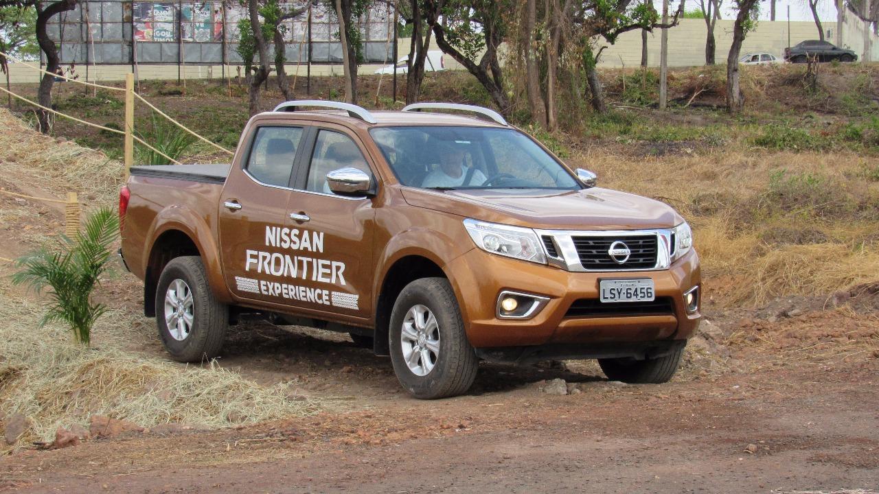 Últimos dias! Venha para o Nissan Frontier Experience, o evento off-road que é pura aventura!