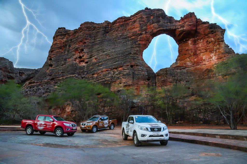 Expedição Nissan Frontier: uma aventura única que revela as riquezas históricas do Piauí