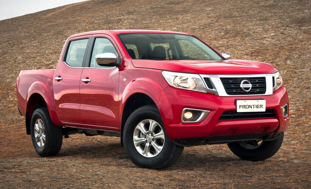 Comparou X Comprou Nissan Frontier: sua chance de ter a picape mais moderna e premiada!