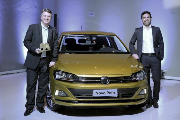 Volkswagen Polo 2018 é eleito Melhor Carro da América Latina por associação de jornalistas