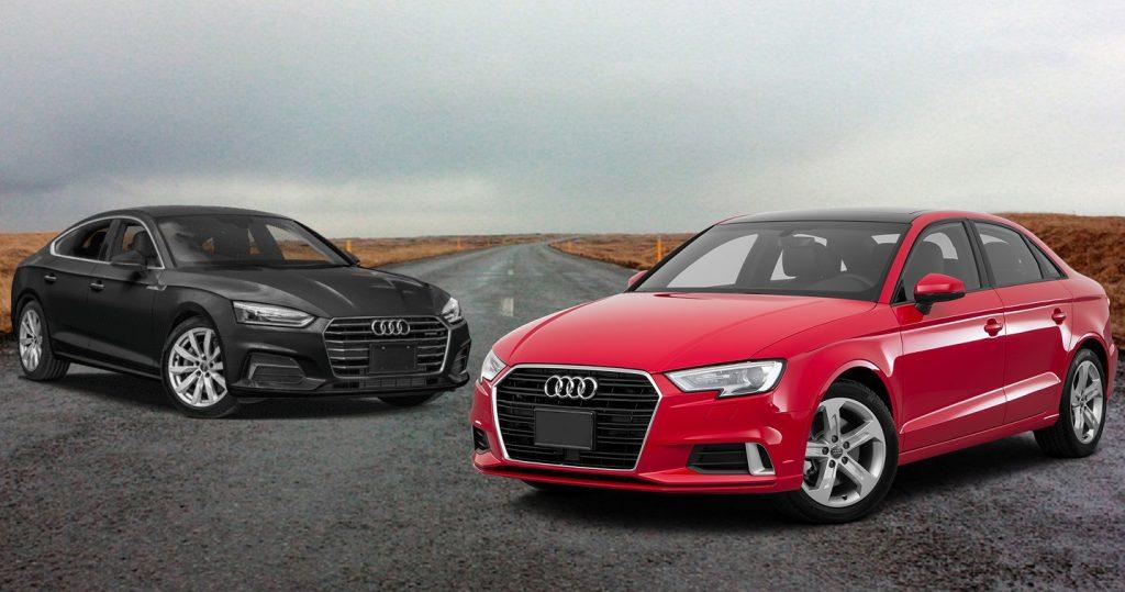 Audi A3 Sedan e A5 Sportback conquistam juntos vitórias como Melhores Carros Premium