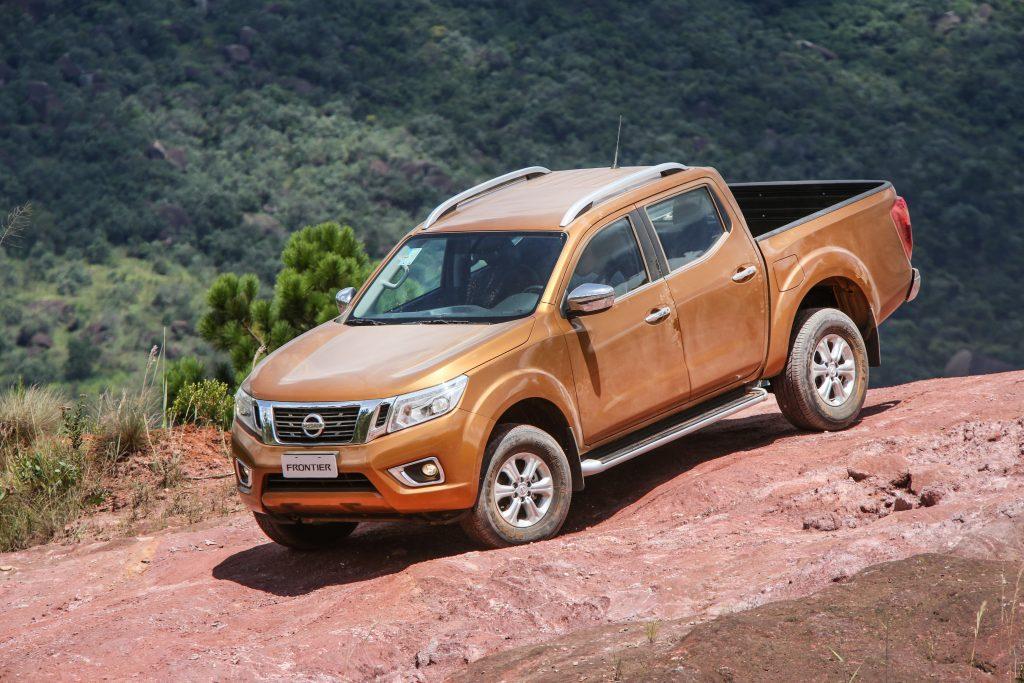 Mais uma vez vencedora! Nova Nissan Frontier conquista título de Melhor Picape pelo Carpress