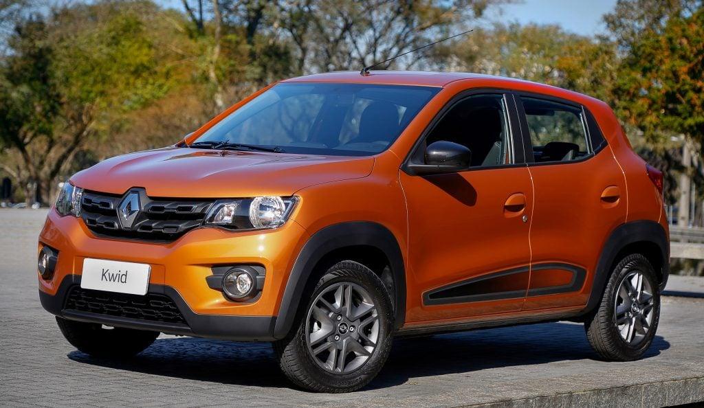 Com Kwid no Top 5 de vendas, Renault cresce em participação de mercado no Brasil
