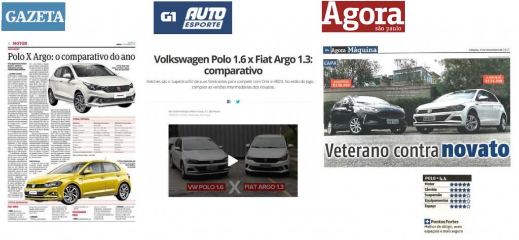 Volkswagen Polo fecha o ano de 2017 colecionando prêmios e vitórias em comparativos: confira!