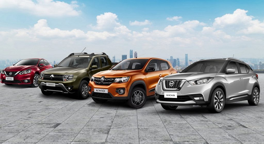 Aliança Renault-Nissan é o maior grupo automotivo do mundo, com 10,6 milhões de carros vendidos