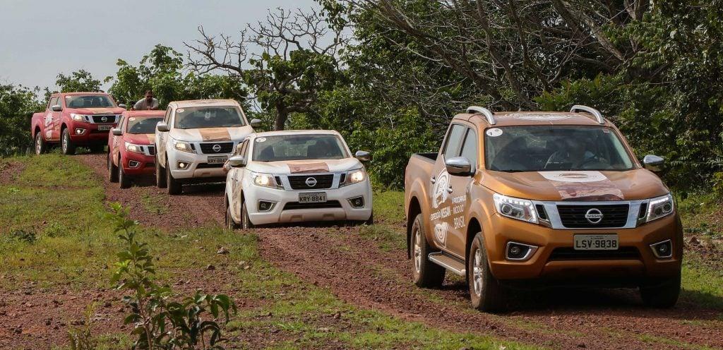 Mais uma aventura bem-sucedida: Expedição Nissan Frontier visita as riquezas históricas de Mato Grosso