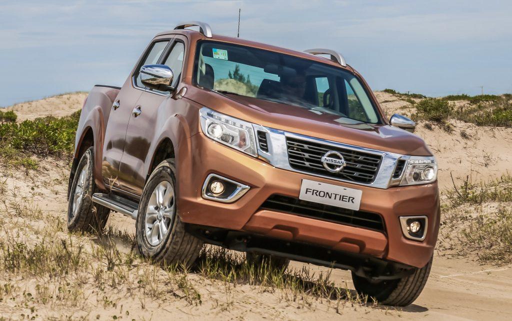 Mais uma vitória: nova Nissan Frontier conquista décima premiação junto à imprensa automotiva