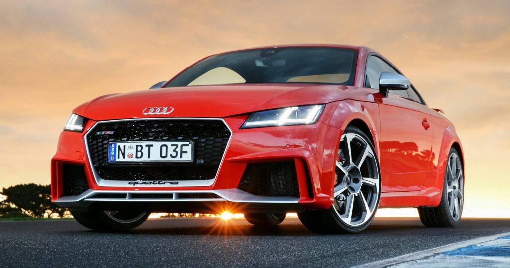 Audi Center Teresina recebe em breve o TT RS, com elevada performance e tração integral