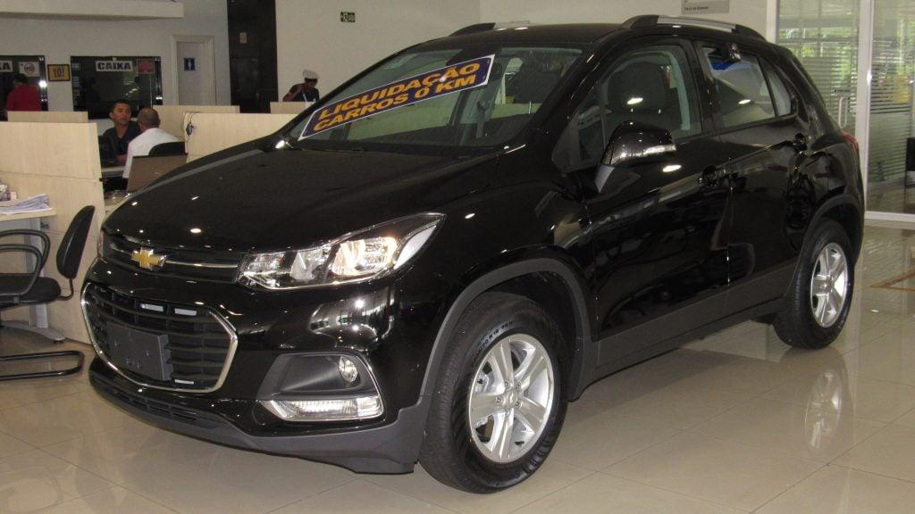 Saiba mais sobre o Chevrolet Tracker LT, SUV que está na Liquidação de Carros Zero KM