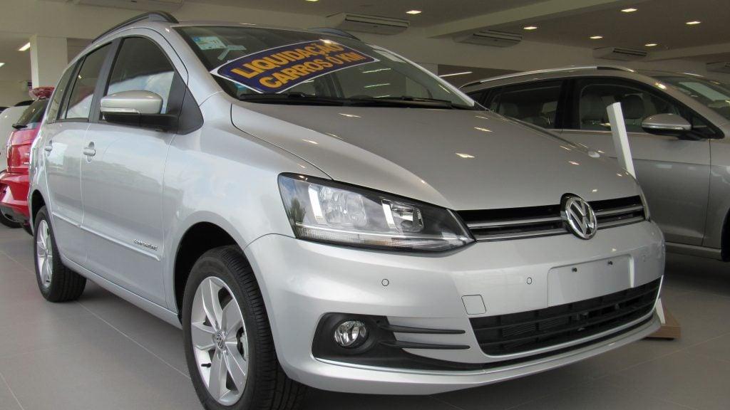 Conheça a versatilidade da Volkswagen SpaceFox Comfortline, que está na Liquidação de Carros Zero KM