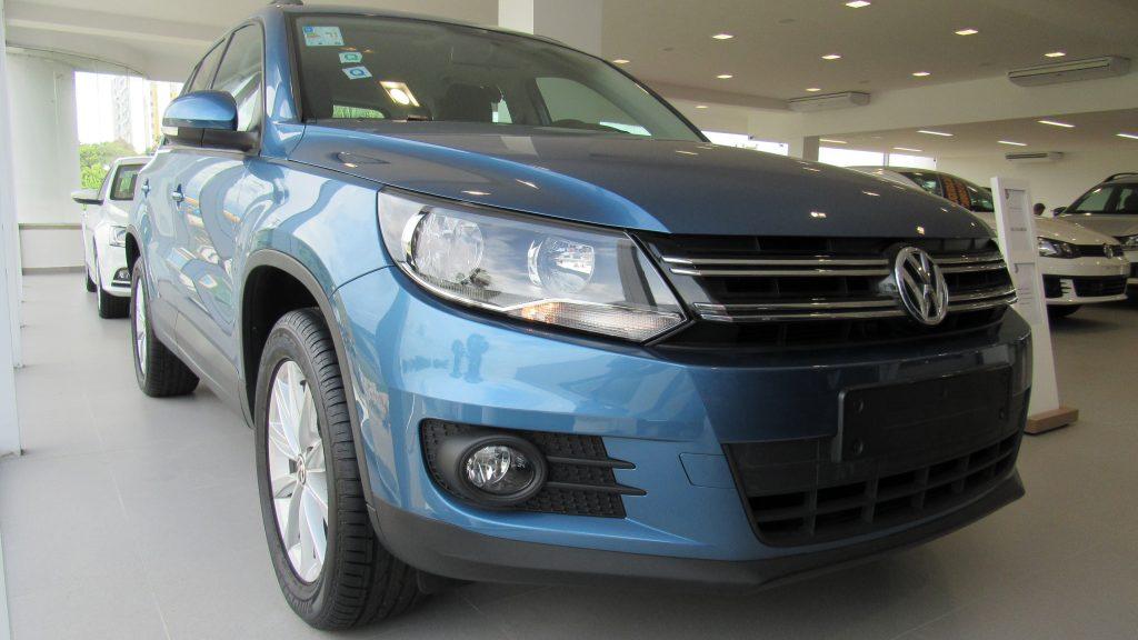 Volkswagen Tiguan: conheça toda a tecnologia do SUV com super desconto na Alemanha Veículos!