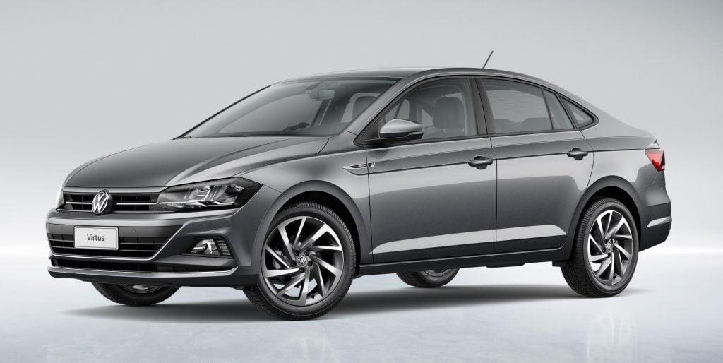 Volkswagen Virtus: segurança, tecnologia, desempenho e ótimo espaço interno em um só carro