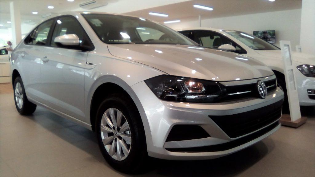 Venha conhecer o novo Volkswagen Virtus, um grande sedan em todos os sentidos