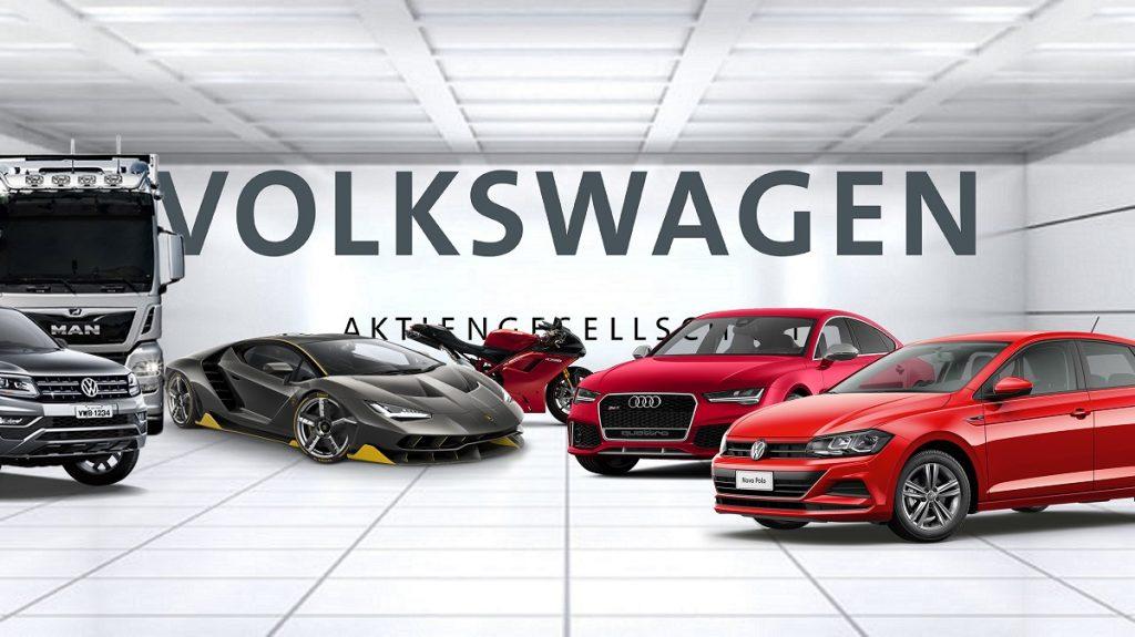 Grupo Volkswagen tem desempenho recorde de vendas em janeiro, com quase 900 mil veículos