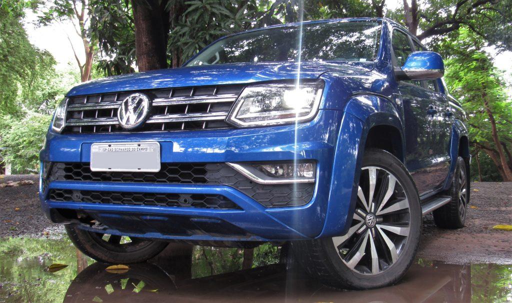 Volkswagen Amarok Extreme: na cidade, estrada ou fora dela, uma picape preparada para tudo