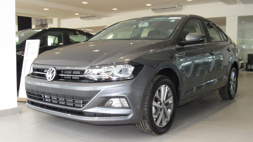 Ao volante: Volkswagen Virtus Highline transmite muito conforto com bom desempenho