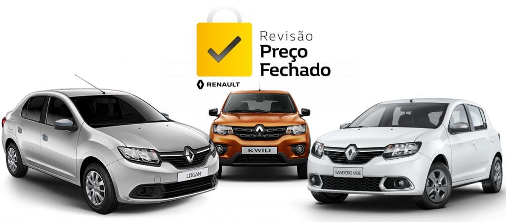 Renault reduz preços de revisões: Sandero, Kwid e Logan têm manutenção por menos de R$ 1/dia