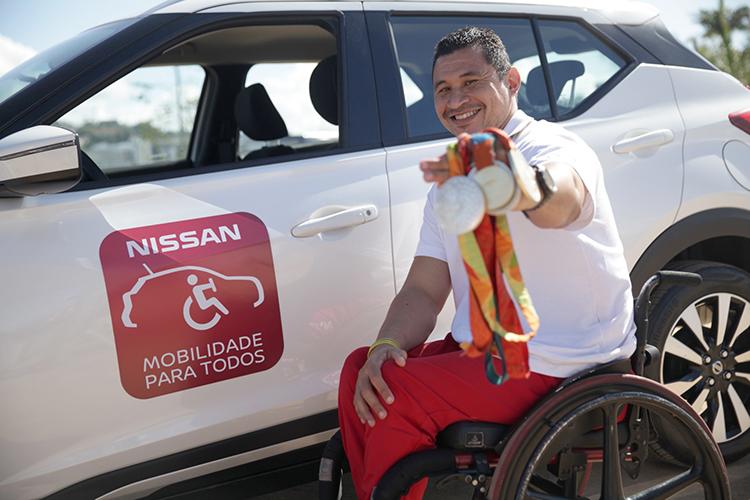 Conheça as possibilidades de adaptações dos carros da Nissan para pessoas com necessidades especiais