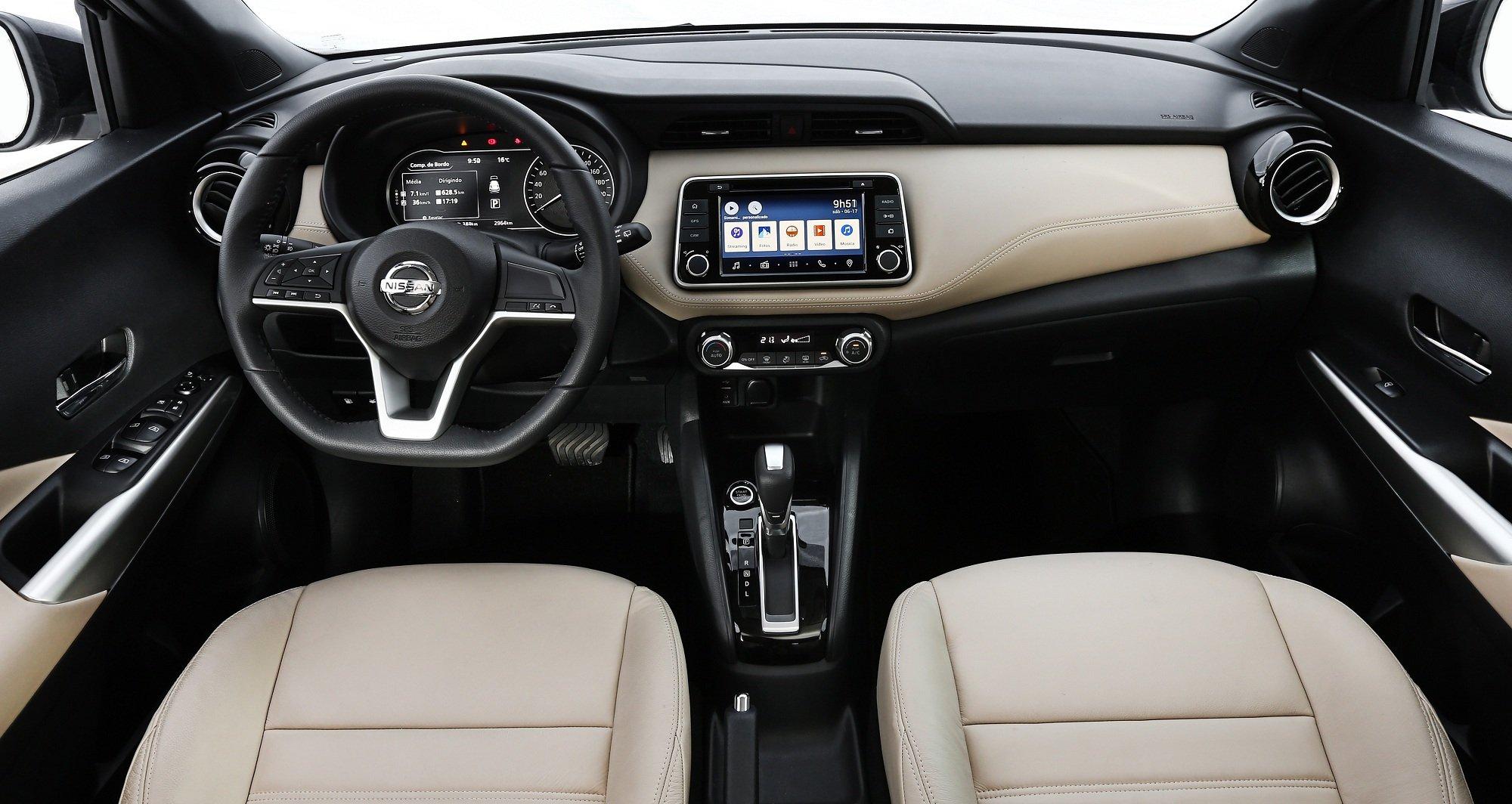 Nissan Kicks SL ou Honda HR-V Touring? Saiba qual SUV ...