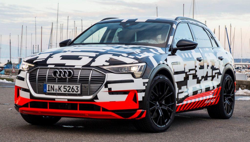 Revolução: Audi e-tron será o primeiro SUV elétrico da marca, com recarga em 30 minutos