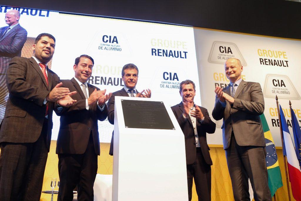 Renault investe em fábrica de injeção de alumínio para produção de motores no Brasil