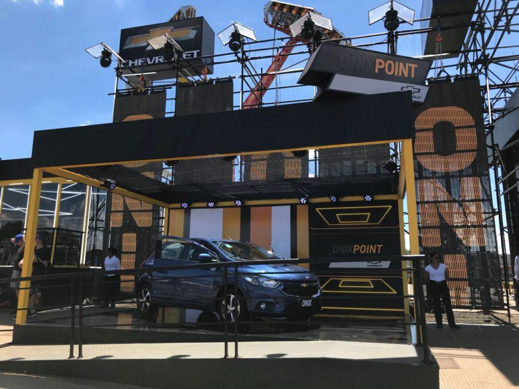 Chevrolet Onix protagoniza um dia de shows à parte no Lollapalooza 2018: confira fotos!