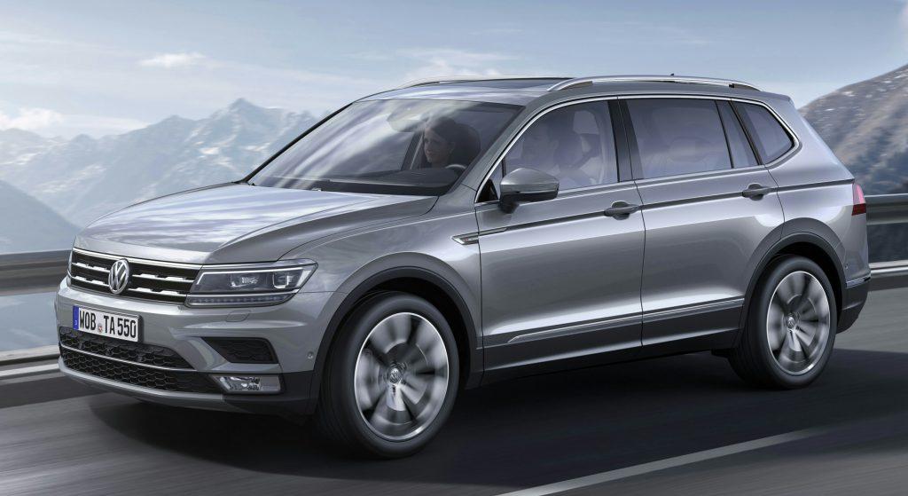 Novo Volkswagen Tiguan chega ao Brasil em abril com opção de 7 lugares e ainda mais espaço interno