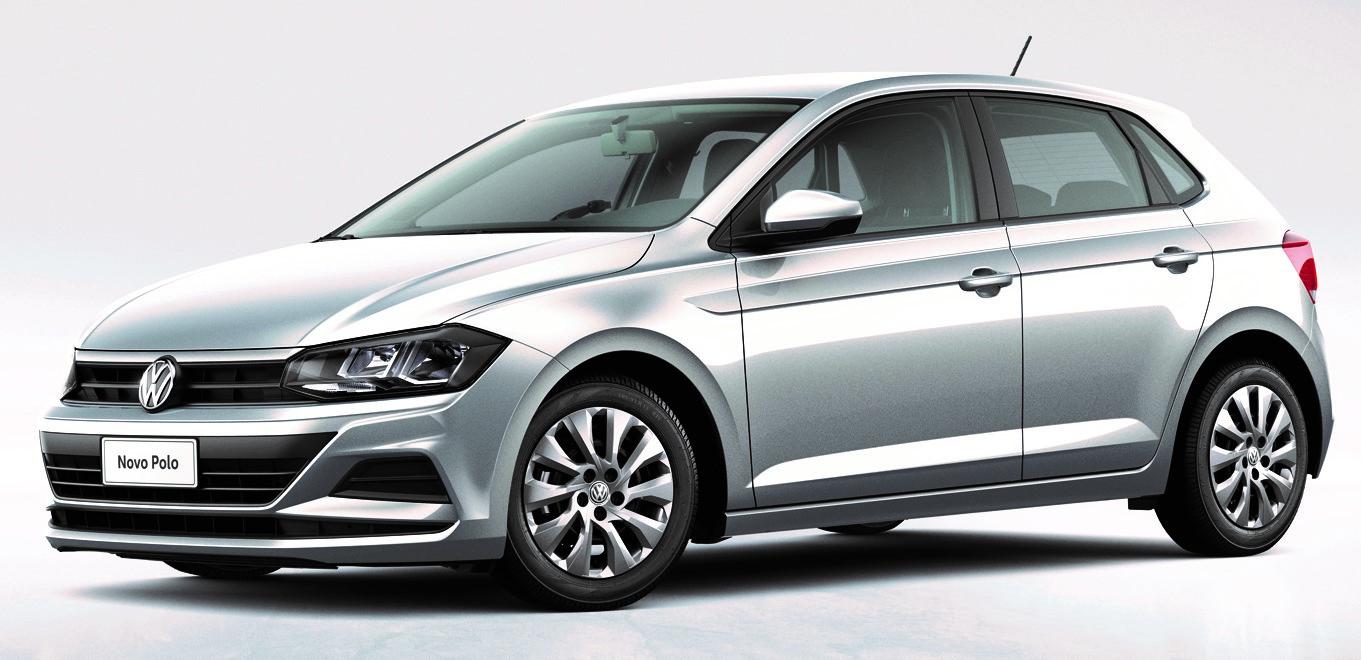 Volkswagen Polo e Virtus ganham versão Sense Automática para pessoas com necessidades especiais