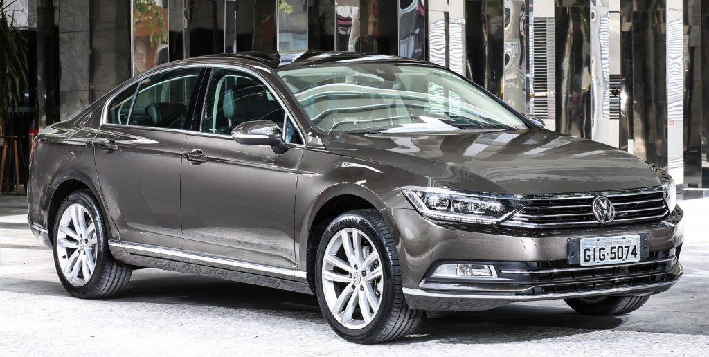 Premium tecnológico, Volkswagen Passat 2018 ganha equipamentos e está mais acessível